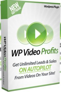 WP VIDEO PROFITS REVIEW – DISCOUNT AND HUGE BONUS